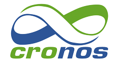 DEPORTES CRONOS – Nos gusta competir. Logo